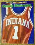 Sports Illustrated Magazine December 3, 1979 Indiana