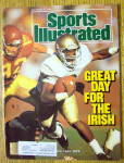 Sport Illustrated Magazine December 5, 1988 Tony Rice