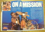 Click to view larger image of Sports Illustrated Magazine December 12, 1988 C Barkley (Image3)