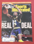 Sports Illustrated Magazine January 21, 1991 Shaquille