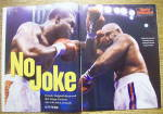 Click to view larger image of Sports Illustrated Magazine April 29, 1991 Slugfest (Image3)