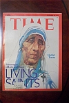 Time Magazine-December 29, 1975-Mother Teresa