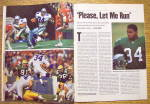 Click to view larger image of Sport Illustrated Magazine June 29, 1992 Tom Kite (Image8)