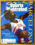 Click to view larger image of Sports Illustrated Magazine July 22, 1992 Jackie Kersee (Image1)