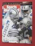 Sports Illustrated Magazine November 16, 1992 Dallas