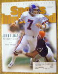 Sports Illustrated Magazine-1996-1997-John Elway