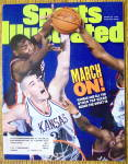 Sports Illustrated Magazine March 24, 1997 Kansas