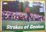 Click to view larger image of Sports Illustrated Magazine April 21, 1997 Tiger Woods (Image3)