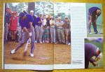 Click to view larger image of Sports Illustrated Magazine April 21, 1997 Tiger Woods (Image4)
