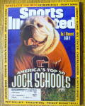 Click to view larger image of Sports Illustrated Magazine April 28, 1997 Jock Schools (Image1)