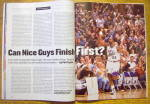 Click to view larger image of Sports Illustrated Magazine April 28, 1997 Jock Schools (Image5)