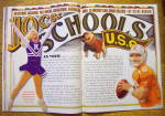 Click to view larger image of Sports Illustrated Magazine April 28, 1997 Jock Schools (Image6)