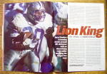 Click to view larger image of Sports Illustrated Magazine December 8, 1997 Athlete (Image4)