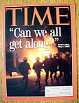 Click to view larger image of Time Magazine-May 11, 1992-Rodney King (Image1)