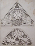 Click to view larger image of Ciborium De La Basilique De St Paul Hors Les Murs (Image1)