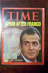 Time Magazine - November 3, 1975 - Spain After Franco