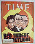 Time Magazine - August 11, 1975 - Lisbon's Troika