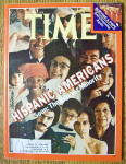 Time Magazine October 16, 1978 Hispanic Americans