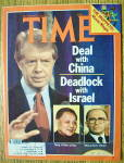 Time Magazine December 25, 1978 Jimmy Carter