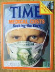 Time Magazine May 28, 1979 Medical Costs