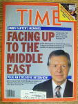 Time Magazine-October 11, 1982-Jimmy Carter