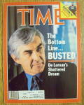 Time Magazine-November 1, 1982-De Lorean's Dream