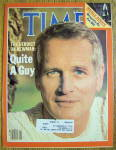 Time Magazine-December 6, 1982-Paul Newman