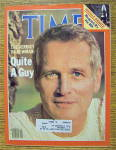 Click to view larger image of Time Magazine-December 6, 1982-Paul Newman (Image2)
