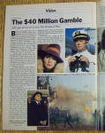 Click to view larger image of Time Magazine-February 7, 1983-ABC's Gigantic Gamble (Image4)