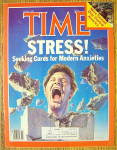 Time Magazine-June 6, 1983-Stress