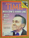 Time Magazine-June 25, 1984-Andrei Gromyko