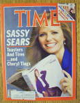 Click to view larger image of Time Magazine-August 20, 1984-Cheryl Tiegs (Image1)