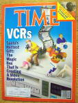 Click to view larger image of Time Magazine-December 24, 1984-VCRS (Image2)