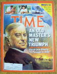 Click to view larger image of Time Magazine-December 31, 1984-David Lean (Image2)