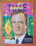 Time Magazine-January 7, 1985-Peter Ueberroth
