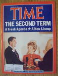 Time Magazine-January 28, 1985-Reagan's Second Term