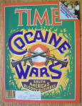 Time Magazine-February 25, 1985-Cocaine Wars