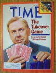 Time Magazine-March 4, 1985-T. Boone Pickens
