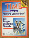 Click to view larger image of Time Magazine-April 29, 1985-May 8, 1945 (Image1)