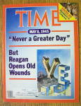Click to view larger image of Time Magazine-April 29, 1985-May 8, 1945 (Image2)