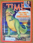 Time Magazine-May 6, 1985-Dinosaurs