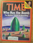 Time Magazine-June 3, 1985-Nuclear Threat