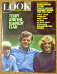 Look Magazine-March 5, 1979-Teddy Kennedy & Clan