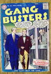Click to view larger image of Gang Busters Comic #56 February-March 1957 (Image1)