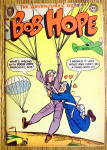 Bob Hope Comic #26 April-May 1954 Bob Hope & Parachute