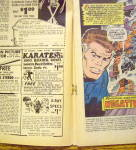 Click to view larger image of Fantastic Four Comic #107 February 1971 Janus Mystery (Image4)
