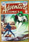 Click here to enlarge image and see more about item 18382: Adventure Comics #432 April 1974 Spectre Returns