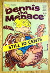 Dennis The Menace Comic #56 January 1962 Talking Turkey