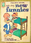 New Funnies Comic #285 September 1961 Woody & Kids