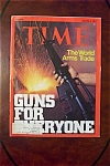 Time Magazine - March 3,  1975 - The World Arms Trade
